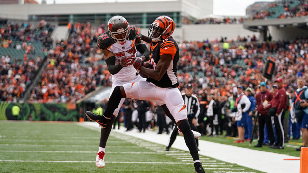 Bengals WR Green out for season with toe injury