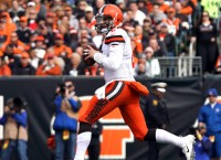 Browns rout Bengals, end 25-game road slide