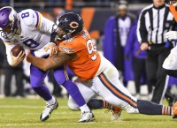 Bears' defense too much for Vikings in win
