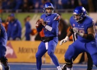Boise St. hosts No. 25 Fresno St. in MW title game