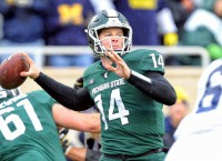No. 18 Michigan State to test-drive new offense