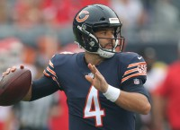 Reports: Bears QB Daniel to start vs. Lions