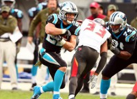 Panthers hang on for 42-28 win over Bucs