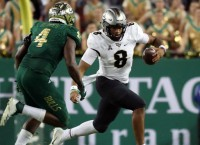 QB leads No. 8 UCF into AAC title game vs. Memphis