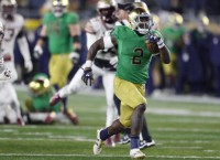 No. 2 Clemson, No. 3 Notre Dame meet in Cotton Bowl
