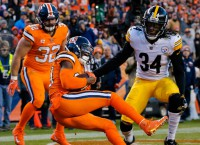 Broncos Notebook: Sanders steals the show