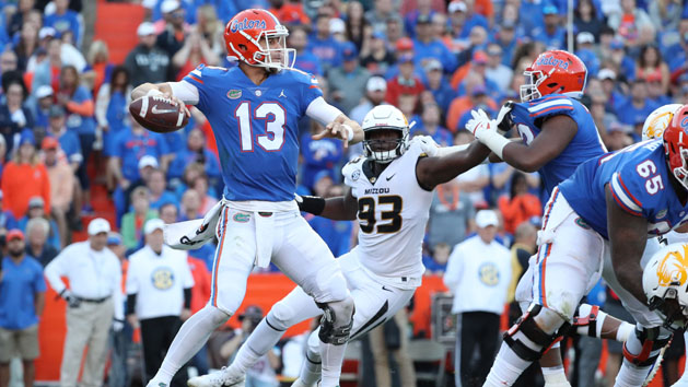 How Tall Is Dan Mullen >> Missouri Wins, Gators Have Quarterback Concerns | Lindy's Sports