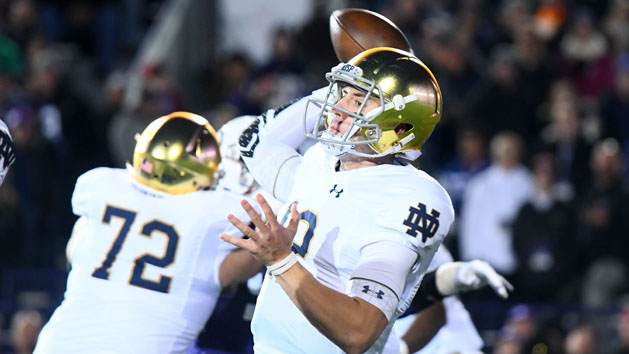 No. 7 Notre Dame rested, ready for New Mexico