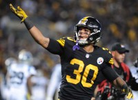 Steelers RB Conner likely to practice Wednesday