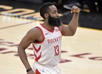 Harden, Rockets on target going into game vs. Celtics