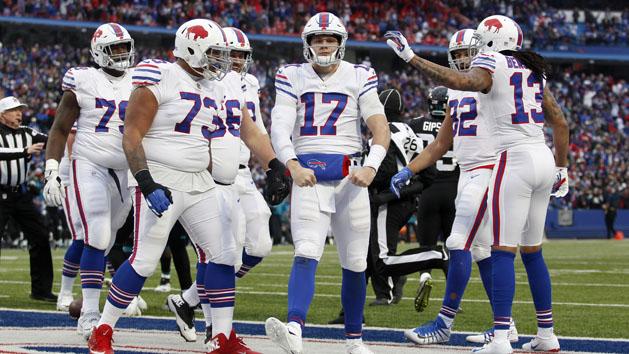 Allen, Bills ready for rebound at winless Jets