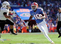 No. 13 Florida aiming to end skid vs. rival Florida St.