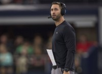 CFB notebook: TT's Kingsbury, UNC's Fedora fired
