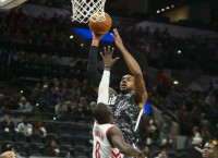 Spurs seek 15th straight victory over Kings