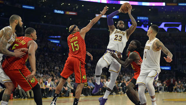 Lakers head into offseason of uncertainty