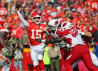 Mahomes sets Chiefs single-season passing TD mark