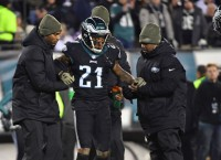 Eagles CB Darby (torn ACL) out for season
