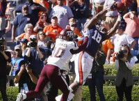 Williams' Second TD Catch Wins it for Auburn