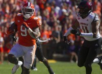 No. 2 Clemson tries to keep it rolling vs. No. 17 BC