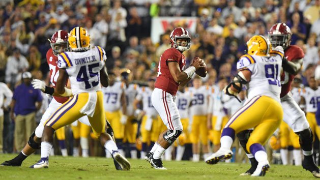 No. 1 Bama not sleeping on No. 16 Mississippi St.  915711d07