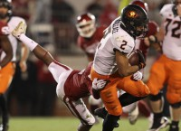 Wallace's Last-Minute TD Catch lifts Oklahoma State
