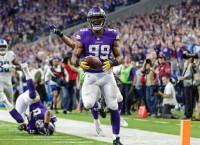 Vikings sack Stafford, Lions