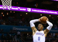 Thunder rally from 19 down to top Hornets