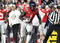 Ole Miss' Brown to go pro; three WRs to skip bowls