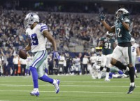 Cooper's dazzling catch lifts Cowboys by Eagles in OT