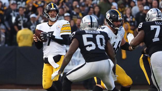 Steelers annoyed by losing streak