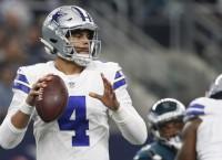 Dallas looks to clinch division in Philadelphia