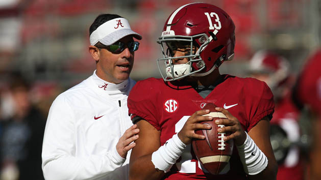 Reports: Enos to be named Alabama OC
