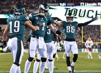 Eagles set tone on opening drive in win vs. Redskins