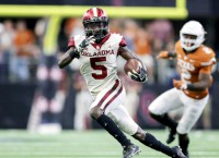 CFB Notebook: Oklahoma star WR Brown injured