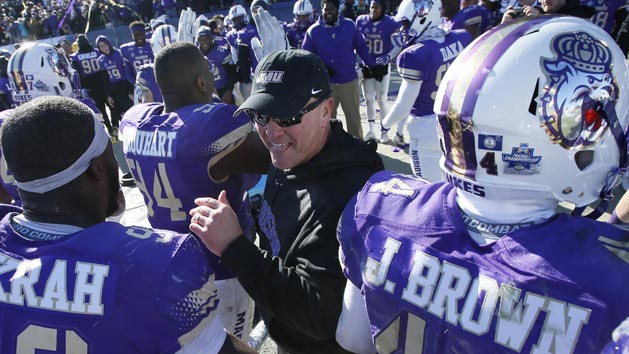 East Carolina tabs Houston as coach