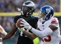 NFL Notes: Giants WR Beckham (quad) ruled out
