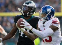 NFL Notes: Giants WR Beckham (quad) ruled out