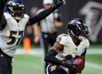 Ravens shut down Falcons offense in win