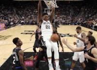 Spurs seek continued home success versus Celtics