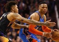 Thunder look to avenge Sunday loss to Mavericks