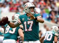 Dolphins clinging to faint playoff hopes