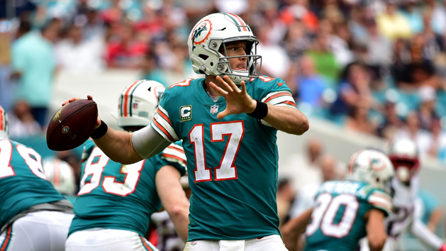 Dolphins' Tannehill limited, expected to play Sunday