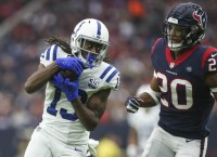 Hilton-led Colts put an end to Texans' win streak