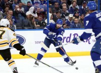 Lightning Strikes the Bruins in Tampa