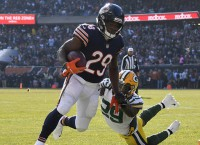 Jackson, Trubisky lead Bears to NFC North title