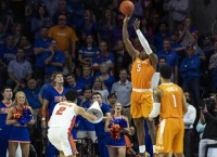Schofield, Vols Take Down Gators in Gainesville