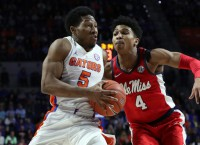 Florida Takes Down Ole Miss in Overtime