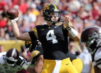 Iowa Defeats Mississippi State in the Outback Bowl