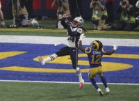 Edelman, D help Patriots to 13-3 Super Bowl LIII win