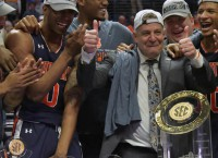 Pearl has turned Auburn hoops into champs … again